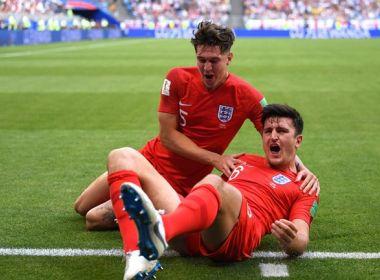 Inglaterra vence a Suécia e volta a jogar uma semifinal de Copa depois de 28 anos
